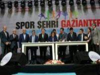 """""""Gaziantep'e 127 milyon TL'lik spor yatırımı yapacağız"""""""
