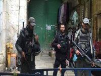 İşgal rejimi Mescidi Aksa'nın kapılarını kapattı