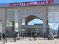 Kapıköy Sınır Kapısı yeniden açıldı