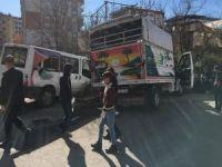 Siirt'te trafik kazasında 3 yaralı