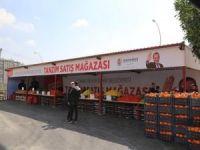 Adana'da da tanzim satış uygulaması başladı
