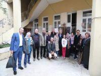 Şahinbey Belediye Başkanı esnaf ziyaretinde bulundu