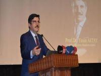 """Yasin Aktay: """"Adliye teşkilatı çalışmıyorsa bütün toplum bozulur"""""""