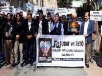 Mısır Şehitleri ve Yusufiler için basın açıklaması düzenlendi