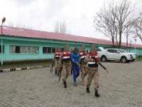 Eylem hazırlığında olduğu belirtilen 3 PKK'li yakalandı