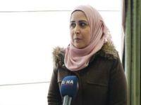 Esad zindanından çıkan kadın yaşadıklarını unutamıyor