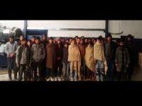 Van'da 44 kaçak göçmen yakalandı
