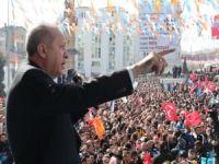 """Erdoğan: """"Yeni askerî eğitim birliklerinden ilki Yozgat'ta kurulacak"""""""