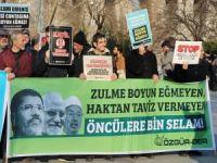 Mısır cuntası İstanbul'da tel'in edildi