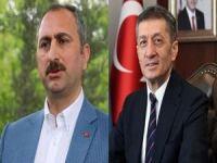 Bakanlar Gül ve Selçuk'tan Çermik'teki gözaltılara ilişkin açıklama