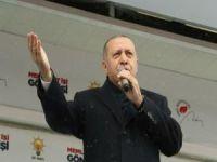 """Erdoğan: """"Her darbenin bizatihi kendisi bir beka sorunu"""""""