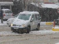 Yoğun kar rüzgâr buzlanma ve don uyarısı