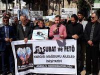 """Yusufi aileler: """"Yusufilerin 28 Şubat'ı hala devam ediyor"""""""