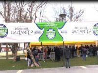 Gaziantep'te de tanzim satış başladı