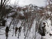 PKK'ya ait 19 sığınak imha edildi