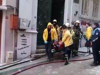 Beyoğlu'ndaki yangına ilişkin 2 tutuklama