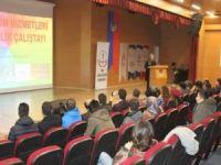 Özel Eğitim Hizmetleri Yönetmeliği Çalıştayı Van'da yapıldı