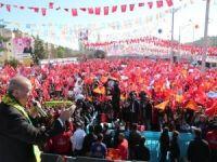 Erdoğan: Bu millete efendi olmaya değil, hizmetkâr olmaya geldik