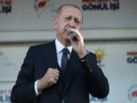 Cumhurbaşkanı Erdoğan: Silvan Tüneli'nin temelini atıyoruz