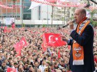 Cumhurbaşkanı Erdoğan: Ezana terbiyesizlik ettiler