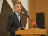 Oktay: Türkiye tehditlerle hareket edecek bir ülke değildir
