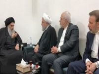 Ruhani ve Sistani bir araya geldi