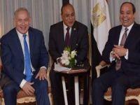 Sisi siyonist rejime yaranmaya devam ediyor