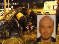 Kocaeli'de trafik kazası: Bir ölü
