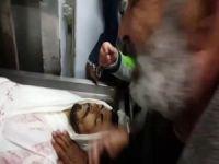 Siyonistler Filistinlilere saldırdı: 2 şehid 55 yaralı