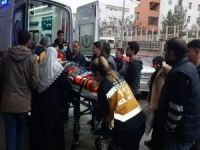 İki otomobil kafa kafaya çarpıştı: 3'ü ağır 5 yaralı