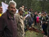 Hataylı Çanakkale Şehitleri adına fidan dikildi