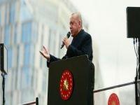 """Erdoğan: """"Suriye meselesini sahada mutlaka çözeceğiz."""""""