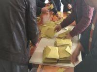 İstanbul'da 17 ilçede oylar sayılıyor