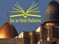 Kur'an Nesli Platformu Regaib Kandili dolayısıyla mesaj yayınladı