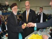 Hasankeyf'te 698 konut sahiplerine verildi