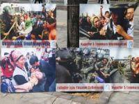 Doğu Türkistan'daki katliam ve zulümler fotoğraf sergisi ile anlatılıyor