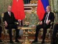 """Erdoğan: """"Türkiye ve Rusya arasındaki ticaret hacminde yüzde 15'lik bir artış var"""""""