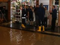 Adıyaman'da aşırı yağış hasara neden oldu