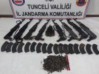 Tunceli'de PKK operasyonu