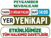 Peygamber Sevdalıları İstanbul'da buluşuyor