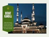 Cumhurbaşkanlığı'ndan Beraat Kandili programına davet