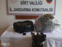 Siirt'te farklı suçlardan aranan 3 kişi tutuklandı