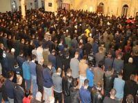 Beraat Kandili'nde Gaziantep'te camiler doldu