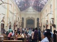 Sri Lanka'da 3 kilise ve 3 otelde patlama: yaklaşık 160 ölü