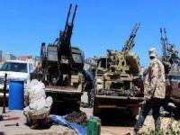 Libya'da Hafter güçlerine karşı taarruz