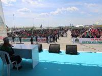 Peygamber Sevdalılarının İstanbul etkinliği başladı