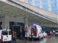Düğün yemeğinden zehirlenen 25 kişi hastaneye kaldırıldı
