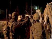 İşgalciler bayramda Batı Yaka ve Kudüs'te 37 kişiyi alıkoydu
