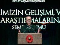 Erdoğan: 800 bin kişiyi öldüren Fransızlar bize ders veremez