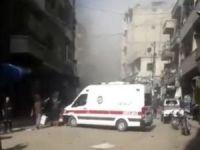 İdlib'de patlama: 12 ölü